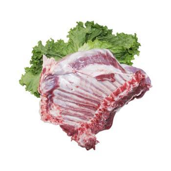 山西右玉精选羔羊排2.5kg/袋*4