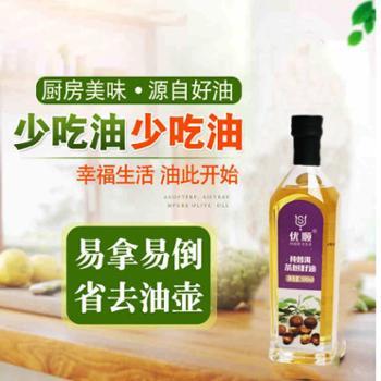 纯普洱茶树籽油500ml*2双瓶礼盒