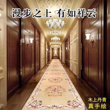 百年巧匠古雅之约高端实木复合拼花木地板多层装饰花地板画板