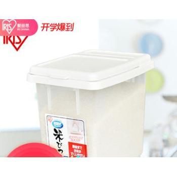 爱丽思米桶5kg*2 日本家用厨房防虫防潮爱丽丝塑料储粮桶米缸米