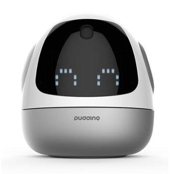 PUDDING布丁豆豆布丁s智能机器人语音对话儿童早教学习视频通话小学教材课程同步智能陪伴机器人布丁s