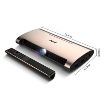 坚果M6便携式投影机投影仪内置HIFI音响手机/微型投影微型投影适用于安卓苹果同屏