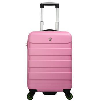 爱华仕拉杆箱OCX6130A-20粉色