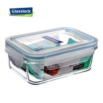 Glasslock韩国进口玻璃饭盒715-