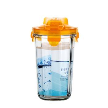 Glasslock 韩国耐热钢化玻璃水杯500ml