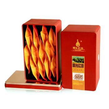 娜允红珍 傣族普洱茶 分享型铁方盒60g装