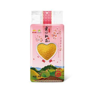 金龙鱼爱心桃花小米 五谷杂粮 400g