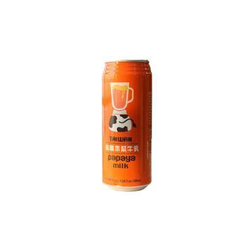 中国台湾 名屋木瓜牛乳 500ML*5