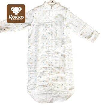 ROKKO-宝宝纱布成长睡袋