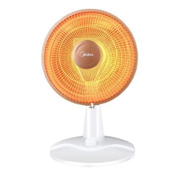 美的小太阳取暖器小暖阳暗光护眼跌倒断电NPS7-15A5安全保护