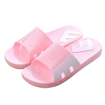 夏季家居情侣拖鞋女浴室拖鞋室内居家女士洗澡防滑地板拖简约静音