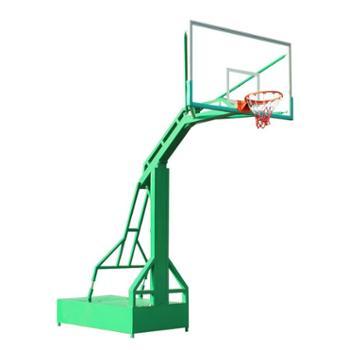 户外篮球架移动标准篮球架箱式篮球架HKF-1001