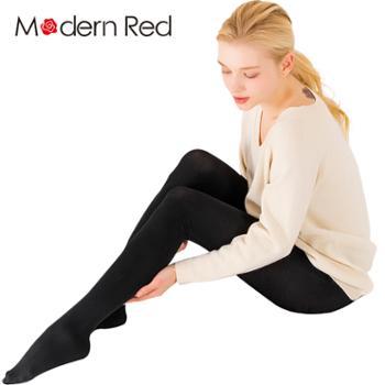 ModernRed天鹅绒多彩连裤