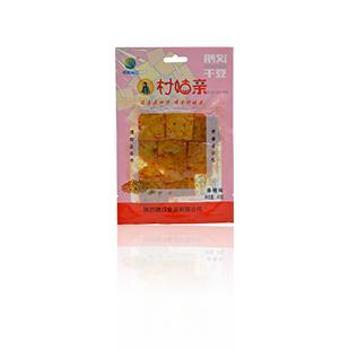 【硒汉食品】汉阴特产村姑亲豆干休闲零食40g*12袋