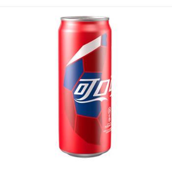 可口可乐Coca-Cola汽水碳酸饮料330ml