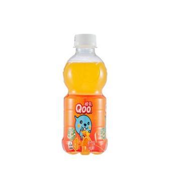 可口可乐美汁源酷儿橙汁饮料300ml