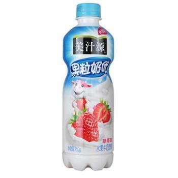 可口可乐美汁源果粒奶优450ml