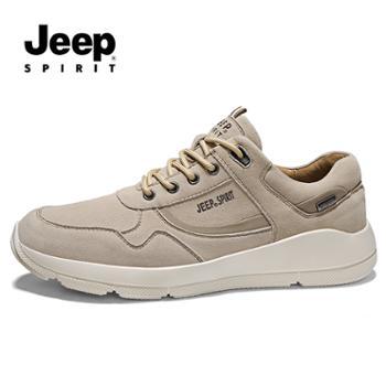 JEEP SPIRIT/吉普男百搭休闲英伦潮鞋JPCS9231L