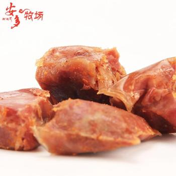安多牧场卤汁牦牛肉130g麻辣味 牧养牦牛肉干零食厂家直销
