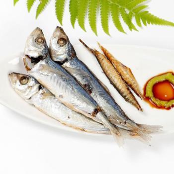 海鲜颂东山岛巴浪鱼干小鱼干500g