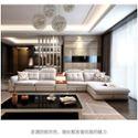 北欧布艺沙发床现代简约小户型客厅整装组合家具套装