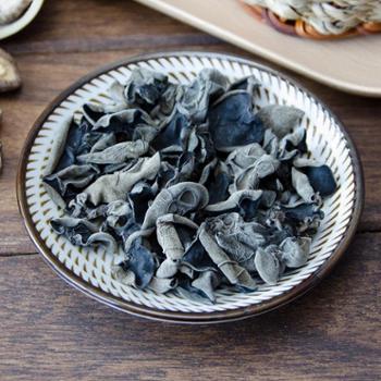 彩联牌东北黑木耳干货特产椴木黑木耳云耳无根菌菇土特产250g