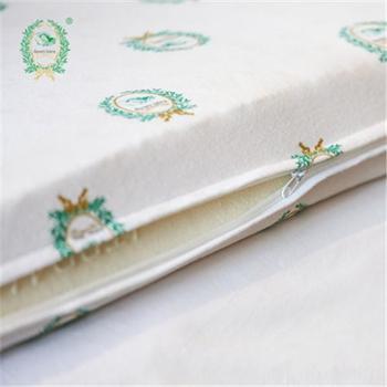 素万乳胶床垫泰国天然乳胶床垫1.8m*2m*7.5cm
