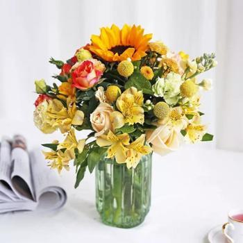 【扶贫鲜花】花的名义臻享系列混搭鲜花