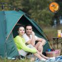 春季新款全自动帐篷弹簧帐篷双人户外野营休闲帐篷