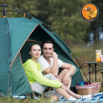 全自动帐篷弹簧帐篷双人户外野营休闲帐篷