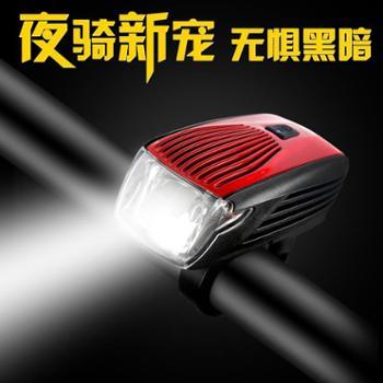 GIYO跨境专供自行车车前灯智能车灯 户外骑行手电车灯配件 R5车前灯