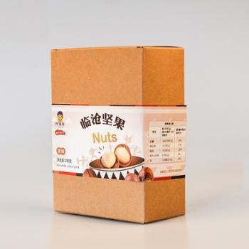 阿寿哥临沧坚果原味5盒装200g