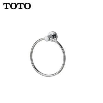 TOTO(东陶)卫浴毛巾环浴巾环YTT406C