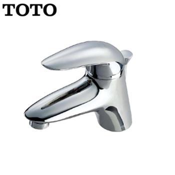 TOTO(东陶)卫浴【超值推介】【气泡式】【冷热双用】单孔单柄冷热双控面盆水龙头DL315S