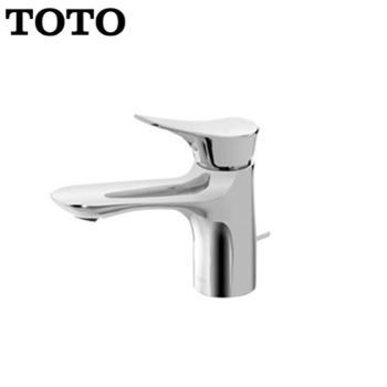TOTO(东陶)卫浴【推介】【气泡吐水】【冷热】铜质洗面盆水龙头DL352