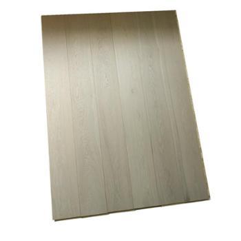 灰色橡木三层实木复合地板
