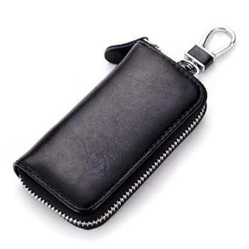 钥匙包男士真皮拉链*多功能汽车钥匙包女商务锁匙包CL-930