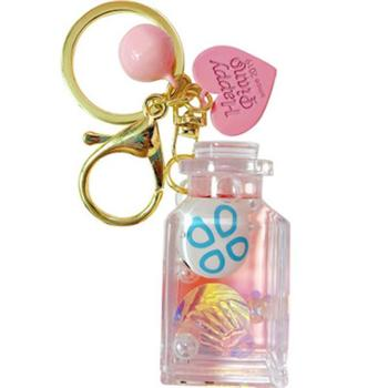 漂浮物海洋系列钥匙扣创意金属钥匙链包包挂件情侣配饰
