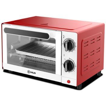 东菱(Donlim)电烤箱TO-610H家用大容量多功能面包蛋糕烘焙