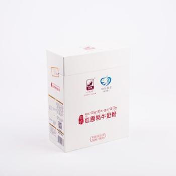 有机高钙红原牦牛奶粉500g-苍南专场