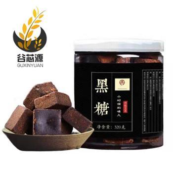 雅丽百花缘手工黑糖罐装320g*2瓶