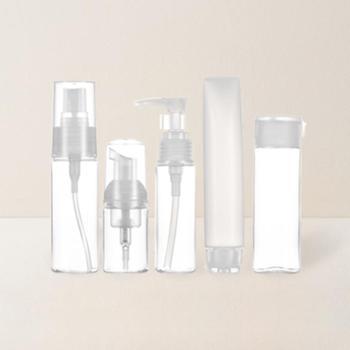网易严选旅行分装瓶套装化妆品乳液空瓶子便携护肤小喷雾瓶补水