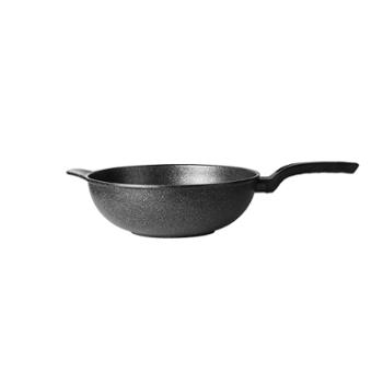 轻油少烟 韩国麦饭石涂层不粘锅30cm/32cm