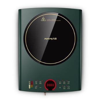 九阳(Joyoung)电磁炉C22-F2家用2200W大火灶猛火大功率防辐电磁炉多功能防辐射电磁灶