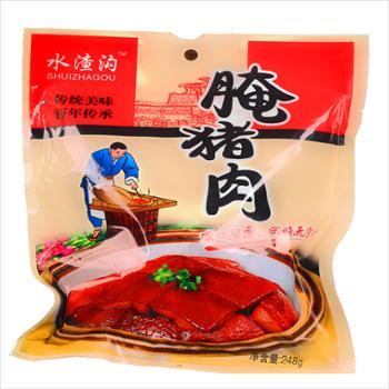 水渣沟腌猪肉248g
