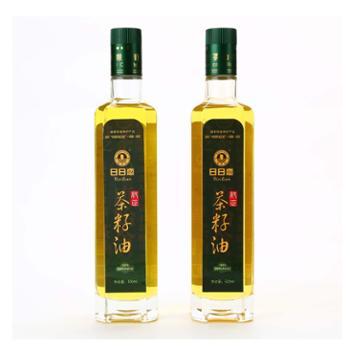 纯山茶籽油