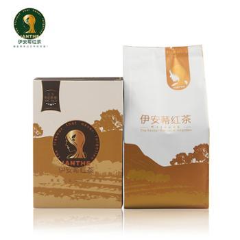 伊安莃红茶125g自饮装优质春茶一级英德红茶浓香功夫红茶叶实惠休闲