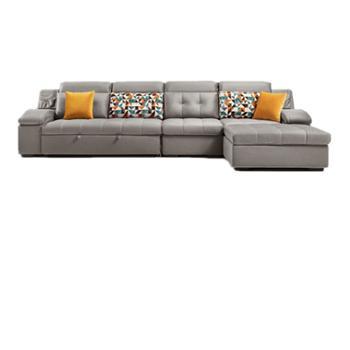 现代简约沙发可拆洗布