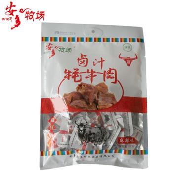 安多卤汁牦牛肉麻辣味130克