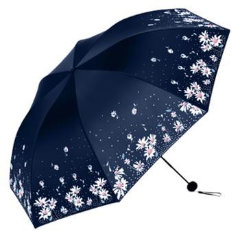 天堂晴雨两用防晒便携雨伞女